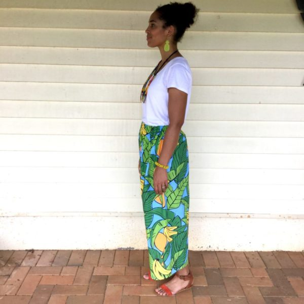 Bananas For Mangoes maxi maxi skirt