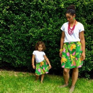 Bananas For Mangoes ladies skirt