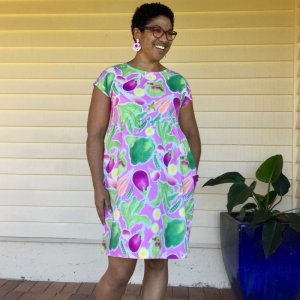 rock the brocc baby doll dress