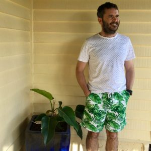 Rainforest Men's Shorts